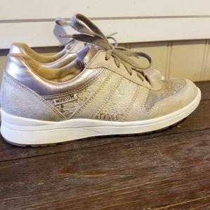 Mephisto women's sneakers size 8.5